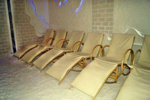 галотерапия. соляная комната