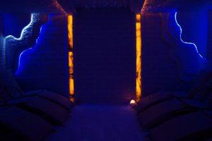 лечебная соляная комната