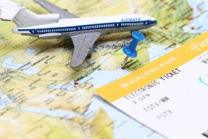 Самолёт в Крым